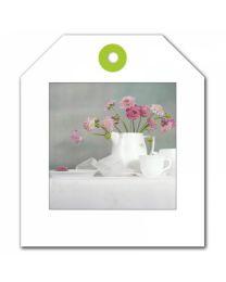 Fleur 17-B Blanco