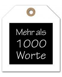 Black & White mini DE 02 Mehr als 1000 Worte