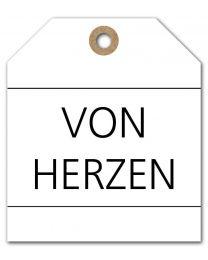Black & White mini DE 05 Von Herzen