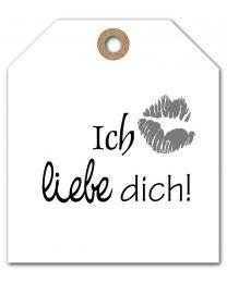 Black & White mini DE 20 Ich liebe dich!