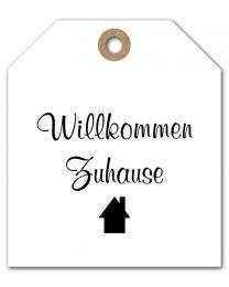 Black & White mini DE 29 Willkommen Zuhause