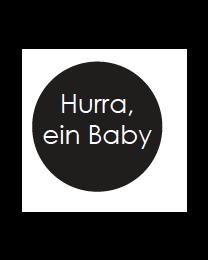 Duftsäckchen 18 Hurra, ein Baby