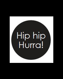 Duftsäckchen 31 Hip Hip Hurra!