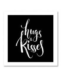 SOHO Vierkant 09 Hugs & Kisses
